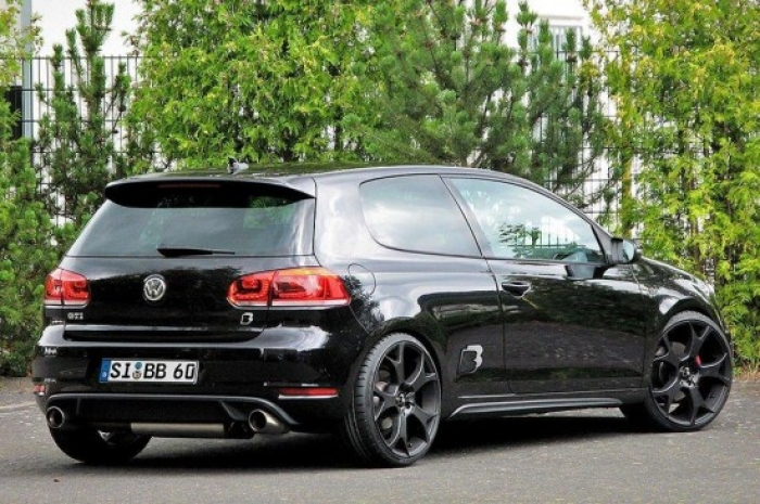 VW Golf GTI Edition 35 tuning by B and B