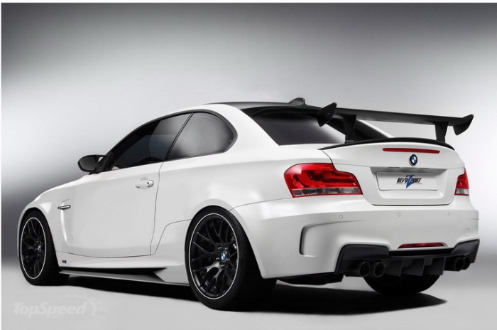 BMW serie 1 M Coupé Raze - tuning by Revozport
