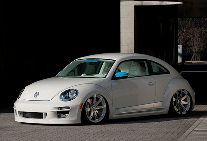 Volkswagen New Beetle tuning by Newing