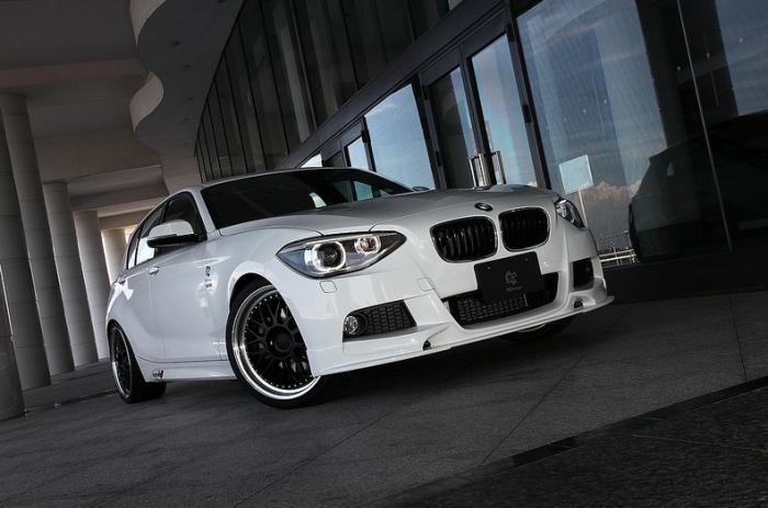 BMW Serie 1 tuning by 3D Design