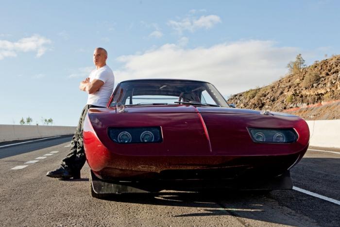 Dodge Daytona (1969) - Una delle auto guidate da Vin Diesel