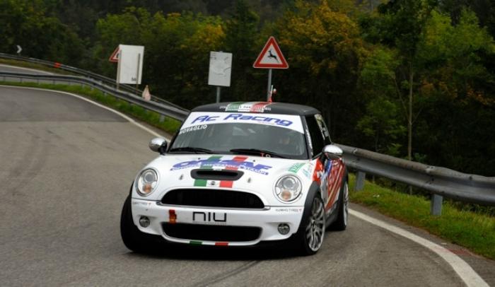Nicola Novaglio trionfa nel CIVM con cerchi in lega NIU