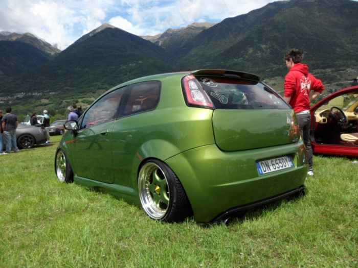 Intervista ad Andrea Panteghini - Kaotik Custom Tuning Club